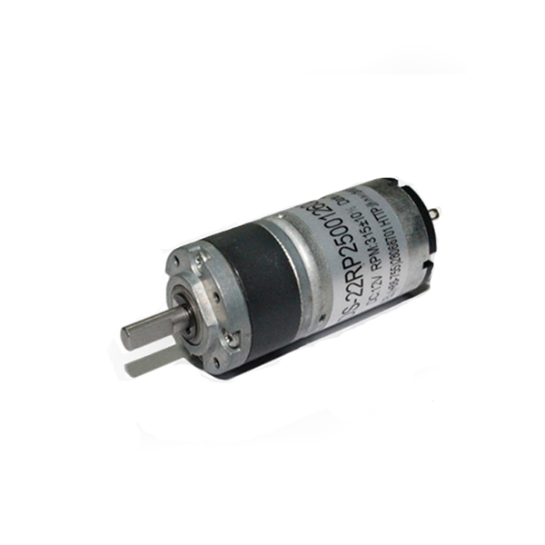 DS-22RP250 22mm DC planetary gear motor