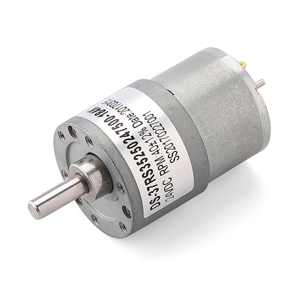 DS-37RS3525 37mm DC spur gear motor