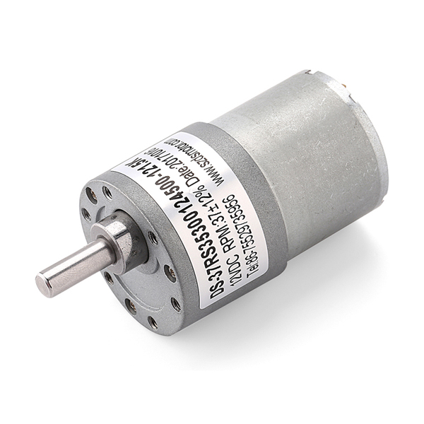 DS-37RS3530 37mm DC spur gear motor