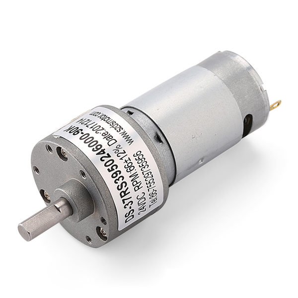 DS-37RS395 37mm DC spur gear motor