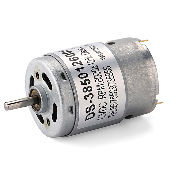 DS-385 brushed DC motor