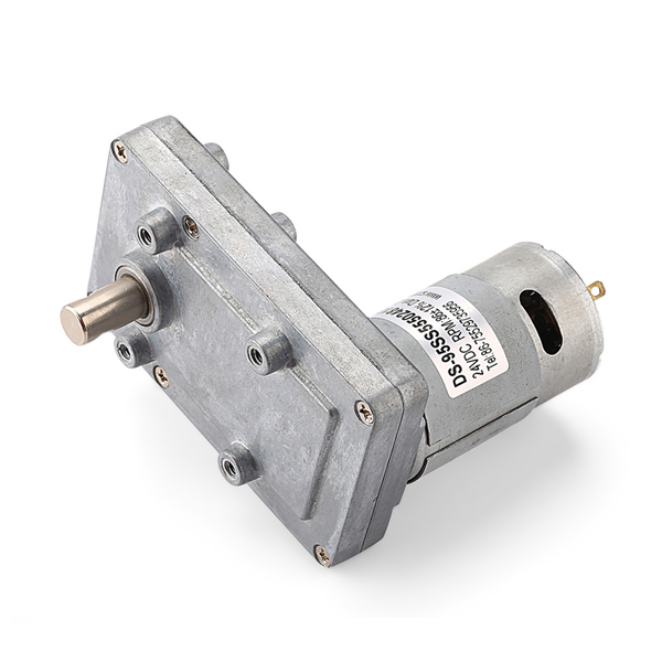 DS-95SS555 95mm DC spur gear motor