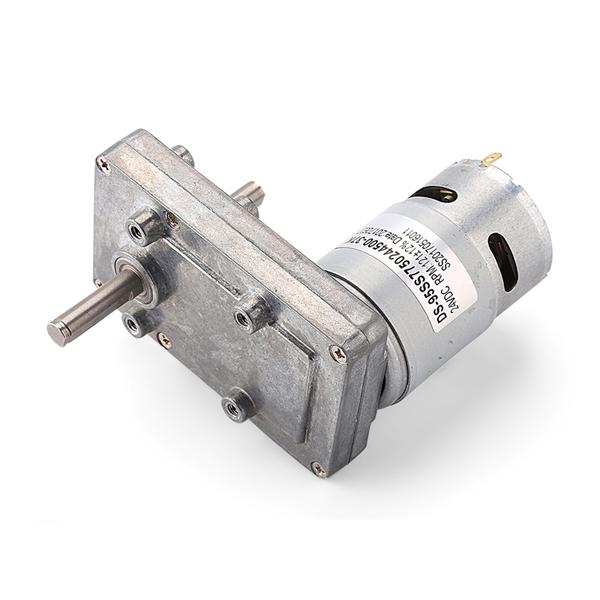 DS-95SS775 95mm DC spur gear motor